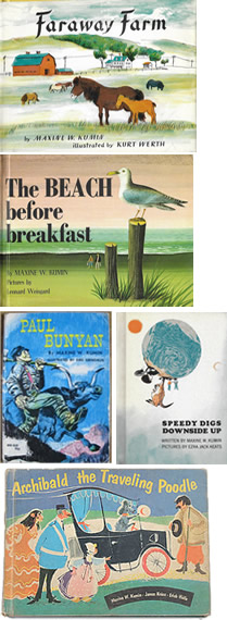 Children's Books 1963-1967