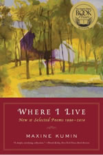 Where I Live: New and Selected Poems - 2011